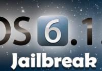 iOS 6.1.3 / 6.1.4 Jailbreak Status Update