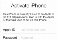 iOS 7 Activation Lock Bypass Instruction for Users