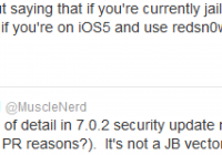 We Will Be Able to Jailbreak iOS 7.0.2 After Its Release | Download