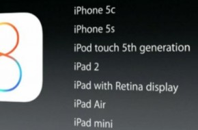 What Devices Support iOS 8 Firmware Update [iPhone, iPad, iPod Touch]