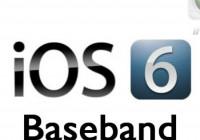 Update iPhone to iOS 6 / 6.1 Preserving Unlocked Baseband