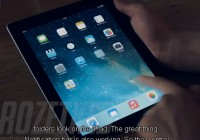 Watch Video of iOS 7 Beta Running on iPad