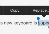 How to Make All iPhone Words in Capitals [iOS 8 Tips]