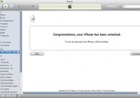 How to Unlock iOS 6.0.1 iPhone with Ultrasn0w 1.2.8 [Advice]