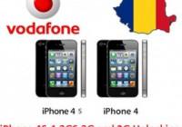 Factory Unlock iPhone Vodafone Romania   Permanent