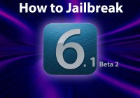 Use Redsn0w 0.9.15b3 to Jailbreak iOS 6.1 beta 2 Tethered