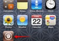 How I Fixed No Cydia Icon After Jailbreak iOS 5.1.1 Using Absinthe