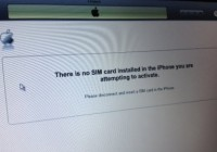 iOS 6.1 Update Activation Problems Fix