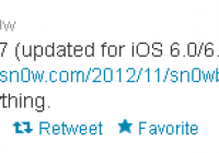 iH8sn0w Released Sn0wbreeze 2.9.7 Jailbreak for iOS 6.0.1 | Download