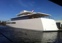 Check Out Video and Photos of the Steve Jobs Boat Venus