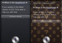 Why You Need to Update to iOS 6 for Using Siri