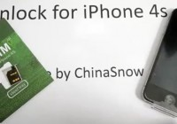 Try to Unlock iPhone 4S Baseband 1.0.11, 1.0.13, 1.0.14 Using TPSIM. Video