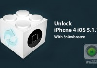 Unlock iPhone 4 iOS 5.1.1 With Sn0wbreeze