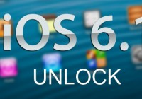How to Unlock iOS 6.1 Using Diferent Methods