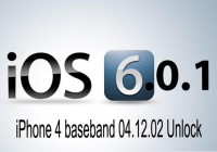 How to Unlock iPhone 4 iOS 6.0.1 Baseband 04.12.02