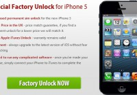 Possible iPhone 5 Unlock Methods Overview
