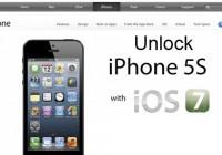 Unlock iPhone 5S AT&T Running iOS 7.0.2