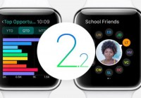 Download WatchOS 2.2 Beta 2 Seeded by Apple for Apple Watch