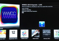 WWDC 2013: Watch Online or on Apple TV