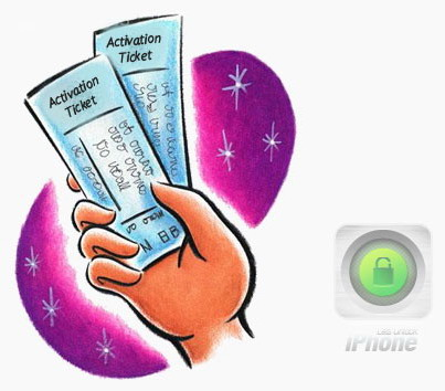 about iPhone activation ticket