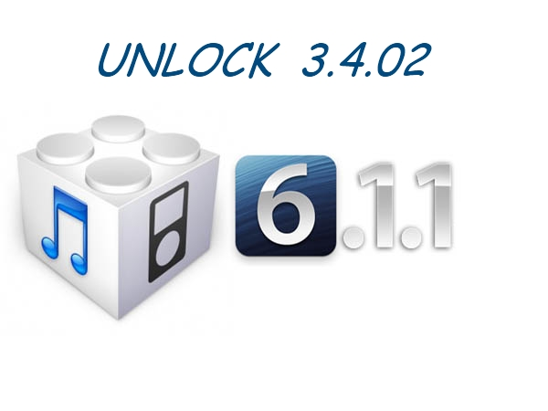 iOS 6.1.1 Was Released! Let's Find Out How to Unlock It [3.4.02]
