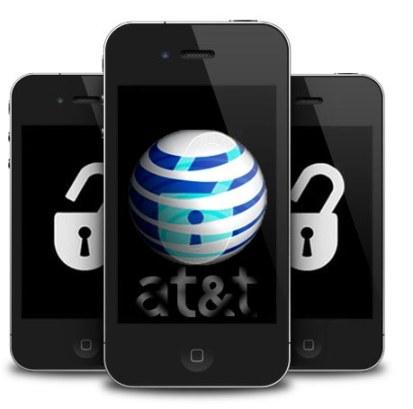 unlock AT&T iphone fast 2