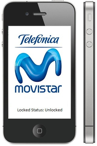 unlock Chile Movistar  iphone