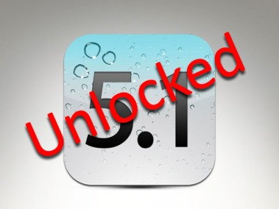 unlock iOS 5.1 Using Ultrasn0w 1.2.5
