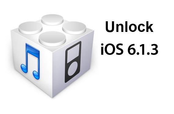 unlock ios 6.1.3
