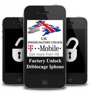 How to Unlock iPhone T-Mobile UK