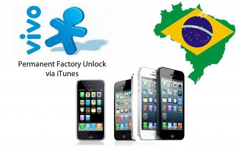 unlock iphone vivo brazil