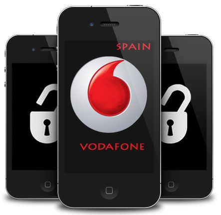 How to Unlock iPhone Vodafone Spain