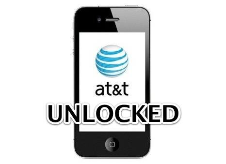 unlock off-contract at&t iphone
