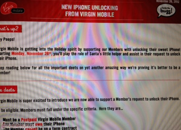 unlock off contract virgin iphone