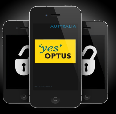 Unlock Optus iPhone Australia