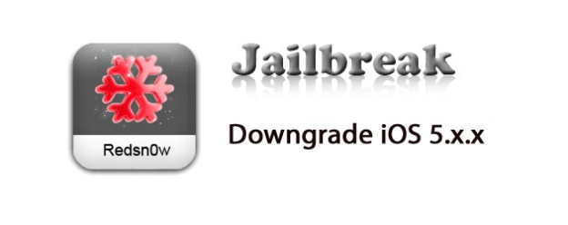 redsn0w untethered jailbreak iOS 5.0.1