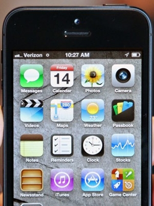 Verizon iPhone 5