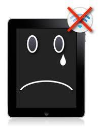 wi-fi not working on ipad