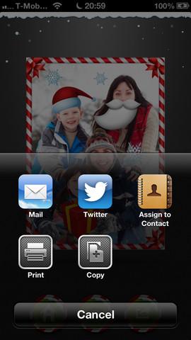 Free Xmas iPhone App